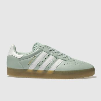 Adidas Light Green 350 Womens Trainers