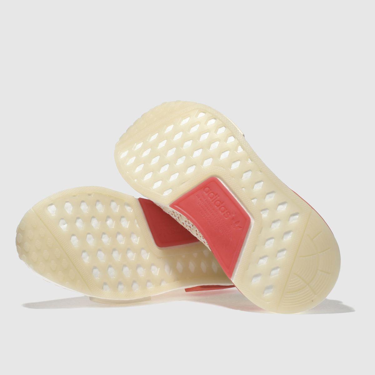 Damen Primeknit Naturfarben adidas Nmd_r1 Stlt Primeknit Damen Sneaker   schuh Gute Qualität beliebte Schuhe 891f40