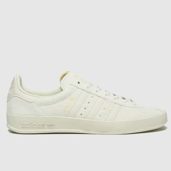 adidas White Broomfield Womens Trainers