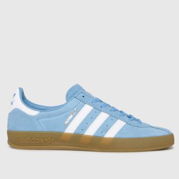 adidas Pale Blue Broomfield Womens Trainers