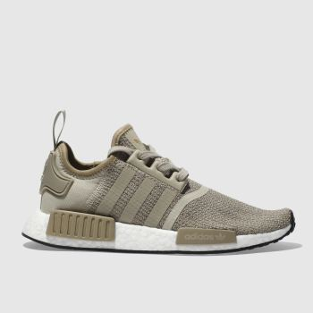 Adidas Tan Nmd_R1 Womens Trainers