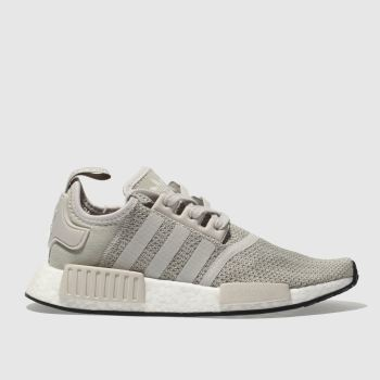 Adidas Grey Nmd_R1 Womens Trainers