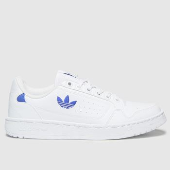 adidas White Ny 92 Womens Trainers