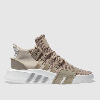 Adidas Pink Eqt Bask Adv Womens Trainers