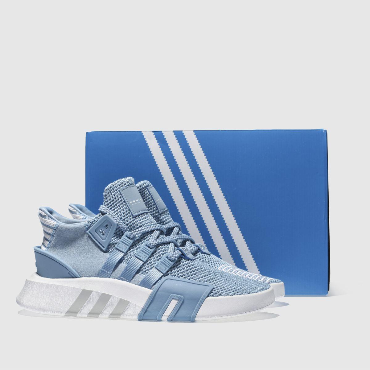 SneakerSchuh Bask Hellblau Eqt Adidas Adv Damen ymN8wOn0v