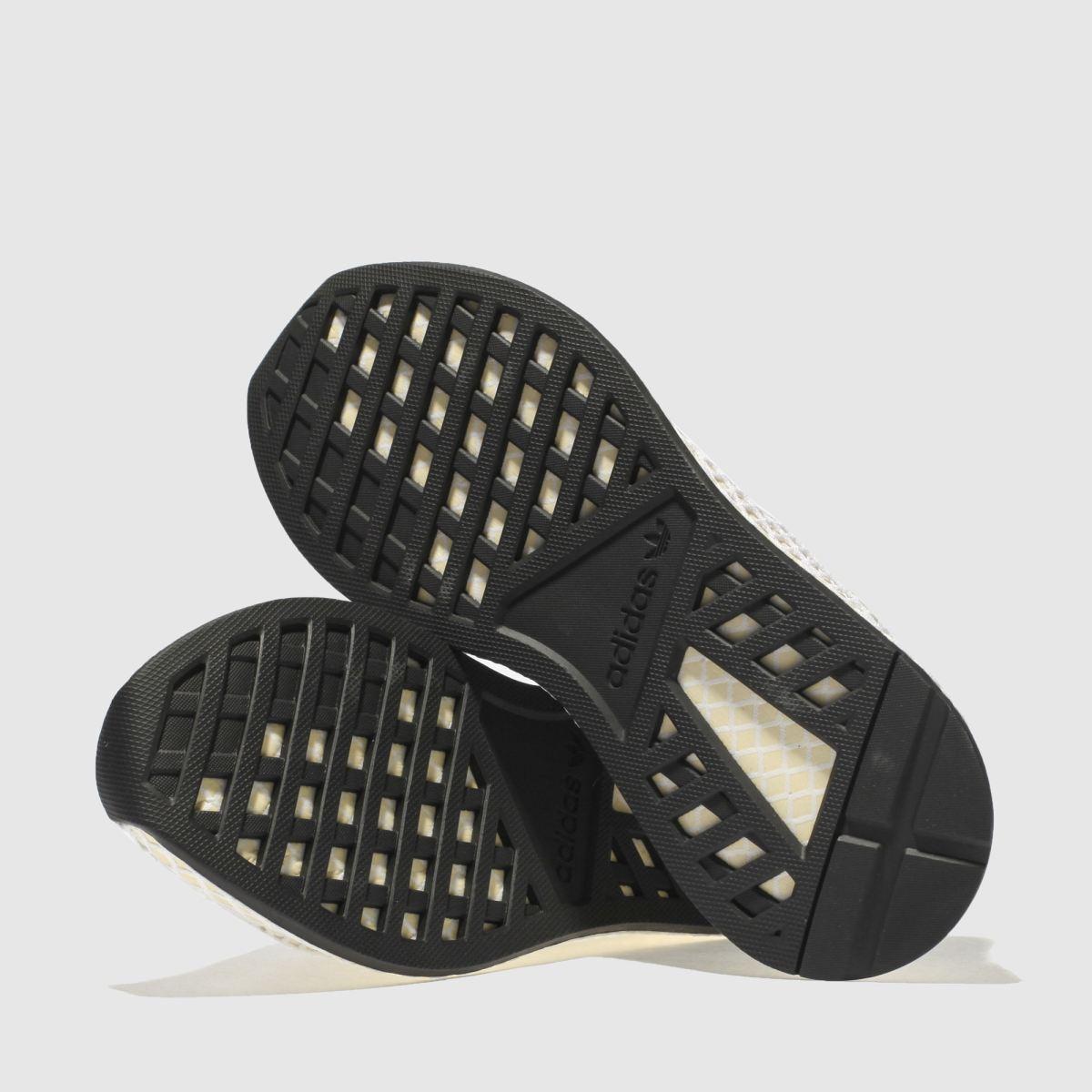 Damen Weiß-beige adidas Deerupt Runner Sneaker beliebte | schuh Gute Qualität beliebte Sneaker Schuhe 0c5cd7