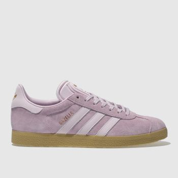 Adidas Pink Gazelle Womens Trainers