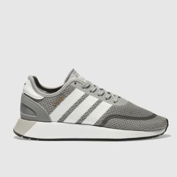 Adidas Grey N-5923 Womens Trainers