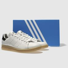 Adidas stan smith leather gum 1
