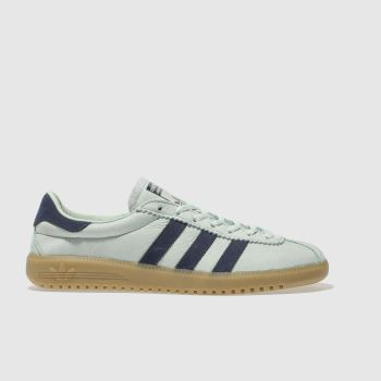 Adidas Green Bermuda Womens Trainers