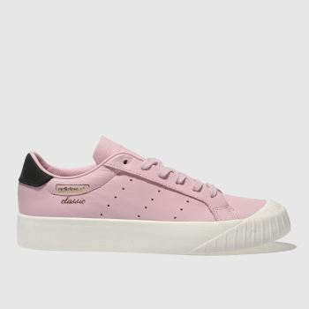 ADIDAS PALE PINK EVERYN TRAINERS