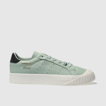 Adidas Green Everyn Womens Trainers