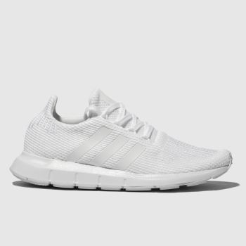 Adidas White Swift Run c2namevalue::Womens Trainers