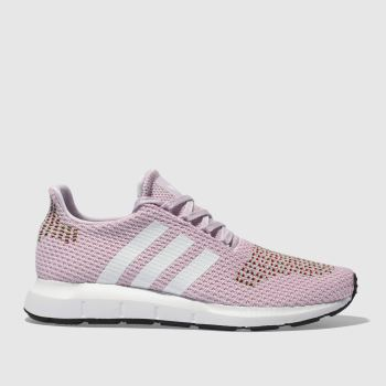 Adidas Pale Pink SWIFT RUN Trainers