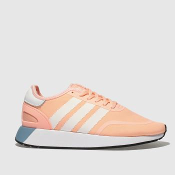 Adidas Pale Pink N-5923 Womens Trainers