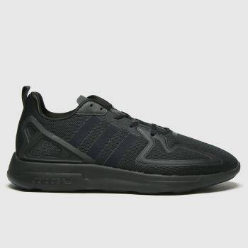 adidas Black 2k Zx Flux Womens Trainers