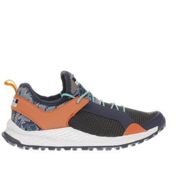 ADI STELLA SPORT BLACK & ORANGE ALEXI X TRAINERS