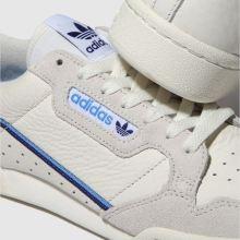 Continental Sneaker Damen Hellblau 80 Adidas Weiß PkZTXiOu