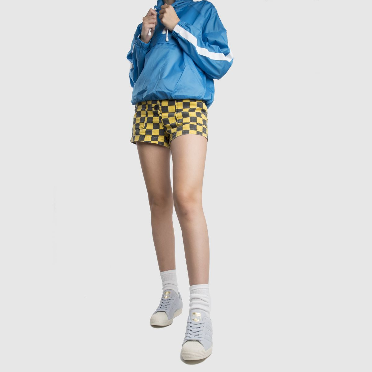 Damen Hellblau adidas Superstar beliebte Sneaker | schuh Gute Qualität beliebte Superstar Schuhe 409a77
