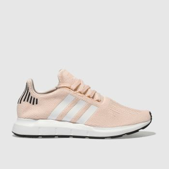 Adidas Pink Swift Run Womens Trainers