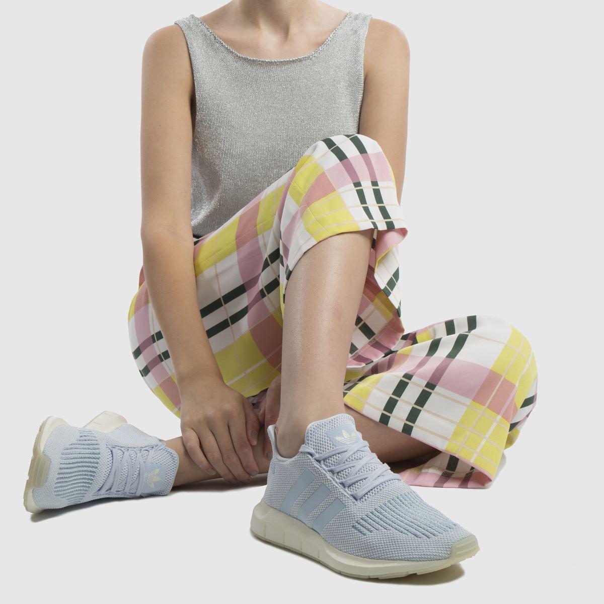 Damen Hellblau adidas Swift Run Sneaker   schuh Gute Qualität beliebte Schuhe