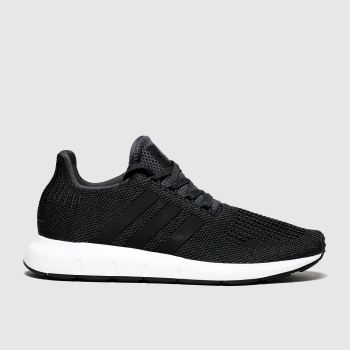 Adidas Black Swift Run Womens Trainers#