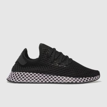 Adidas Black Deerupt Womens Trainers