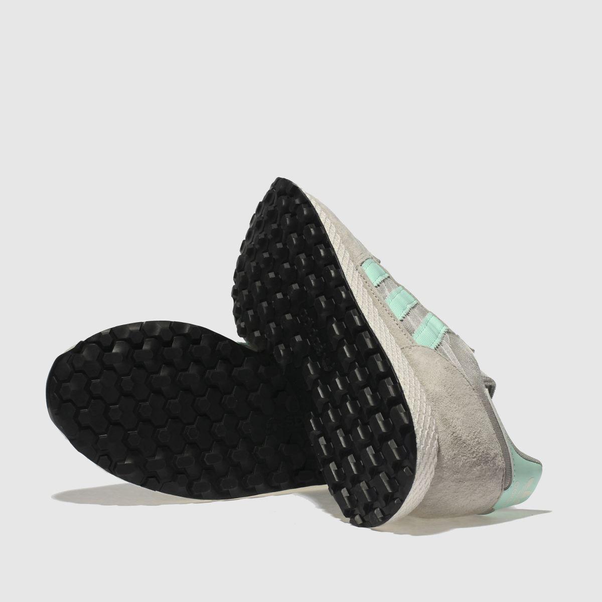 Damen Hellgrau Gute adidas Forest Grove Sneaker | schuh Gute Hellgrau Qualität beliebte Schuhe 377229