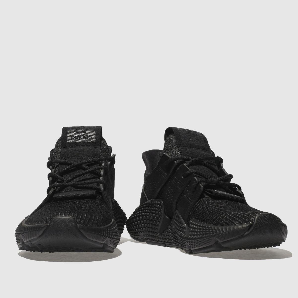 Damen Schwarz adidas Prophere Sneaker | schuh Gute Qualität beliebte Schuhe