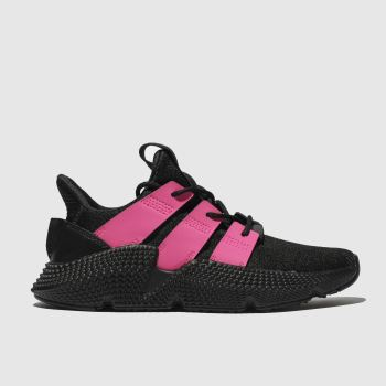 Adidas Black & pink Prophere Womens Trainers