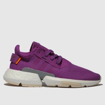 Adidas Pink Pod S3.1 Womens Trainers