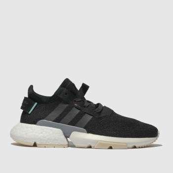 12340305293 Adidas Black Pod S3.1 Womens Trainers