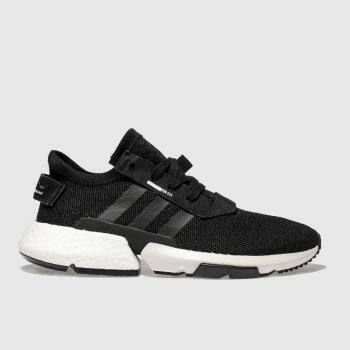 Adidas Black & White Pod-S3.1 Womens Trainers