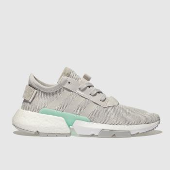 ADIDAS GREY POD-S3.1 TRAINERS