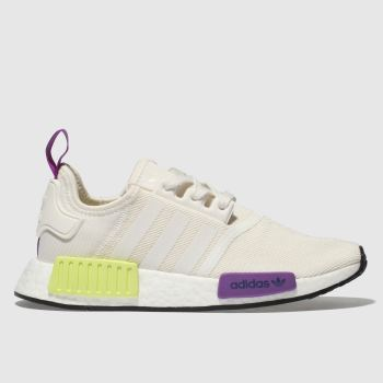 Adidas Natural Nmd R1 Womens Trainers