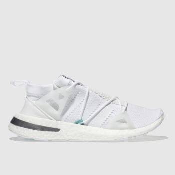 Adidas White Arkyn Womens Trainers