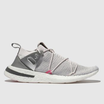 Adidas Pale Pink Arkyn Womens Trainers