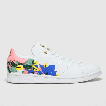 adidas Multi Stan Smith Womens Trainers