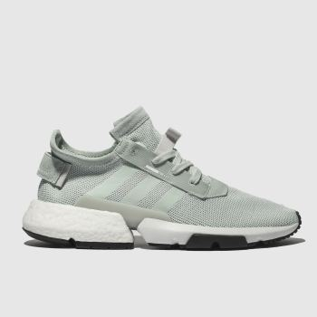 Adidas Green POD S3.1 Trainers