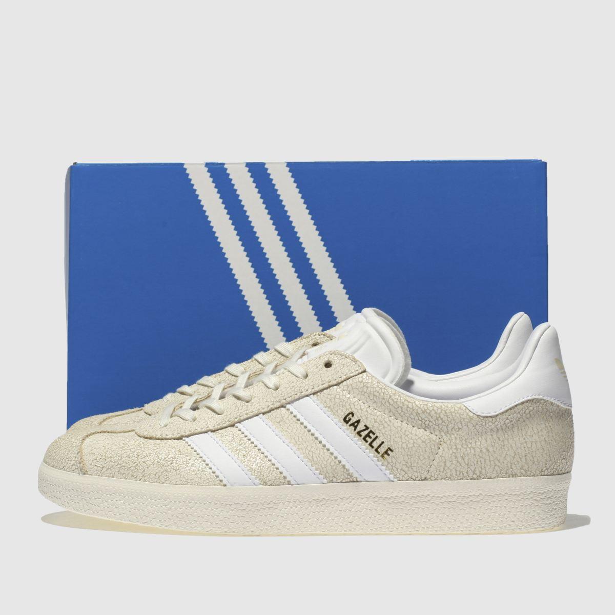 Damen Steingrau adidas Gazelle Sneaker beliebte | schuh Gute Qualität beliebte Sneaker Schuhe d0047d
