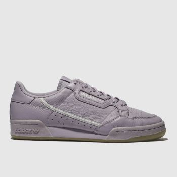 Adidas Lilac Continental 80 Womens Trainers