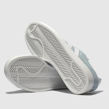 Damen Hellblau adidas Qualität Campus Suede Sneaker | schuh