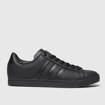 Adidas Black Coast Star Womens Trainers