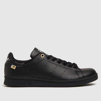 adidas Black Stan Smith Primegreen Womens Trainers