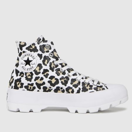 Converse Lugged Hi Leopardtitle=