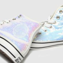 Converse All Star Mini Sequins Hi 1