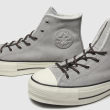 Converse All Star Lift Sherpa Hi 1