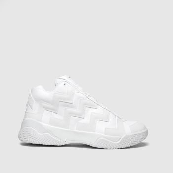 Converse White Vltg Made It To The Top Womens Trainers