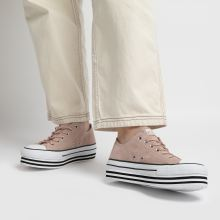 Converse All Star Layer Bottom Ox 1