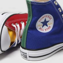 Converse All Star Hi Colour Block 1